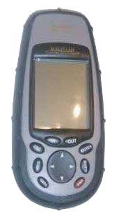 GPS Gerät mit Display